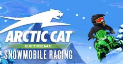 Arctic cat: Extreme snowmobile racing