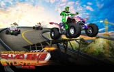 Extreme quad bike stunts 2015