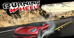 Burning Wheels 3D Racing