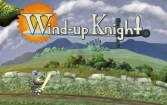 Wind-up knight by Robot invader