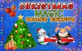 Christmas: Magic house escape