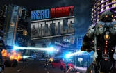 Hero robot battle