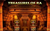 Treasures of Ra: Slot