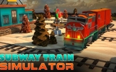 Subway train simulator 3D: Traffic