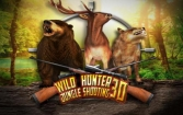 Wild hunter: Jungle shooting 3D