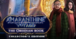 Amaranthine voyage: The obsidian book. Collector's edition