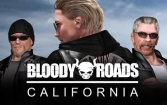 Bloody roads: California