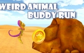 Weird animal buddy run
