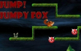 Jump! Jumpy fox
