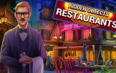 Hidden objects restaurants