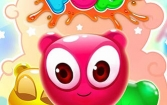 Gummy pop: Chain reaction game