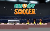 Find a way: Soccer