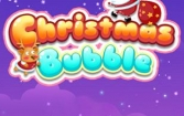 Christmas bubble