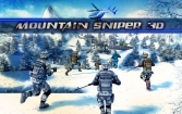 Mountain sniper 3D: Frozen frontier. Mountain sniper killer 3D