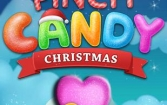 Pinch candy: Christmas